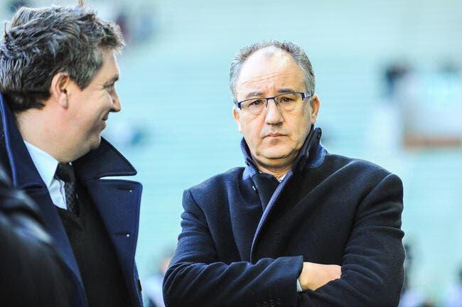 SCO : Le président d'Angers traite de «corniaud» un arbitre