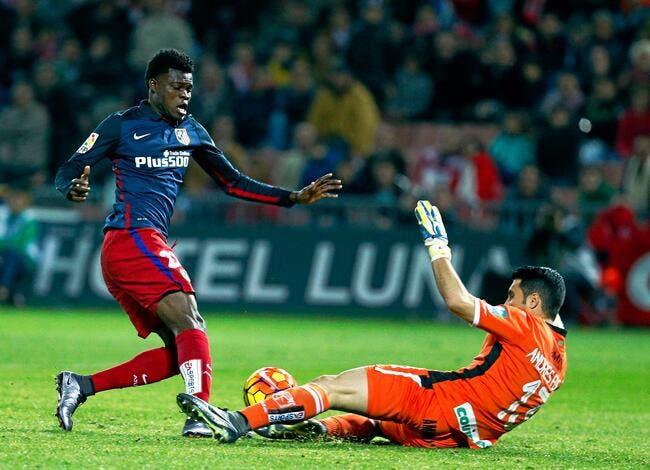 Atlético Madrid - Levante : 1-0