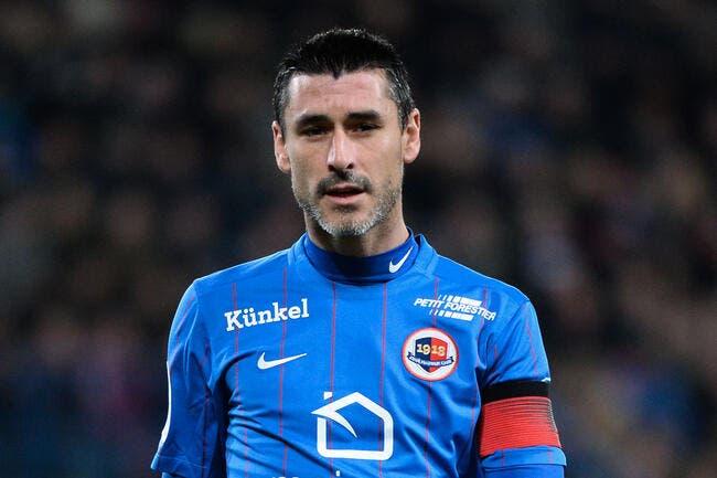 Julien Féret prolonge à Caen jusqu'en 2017