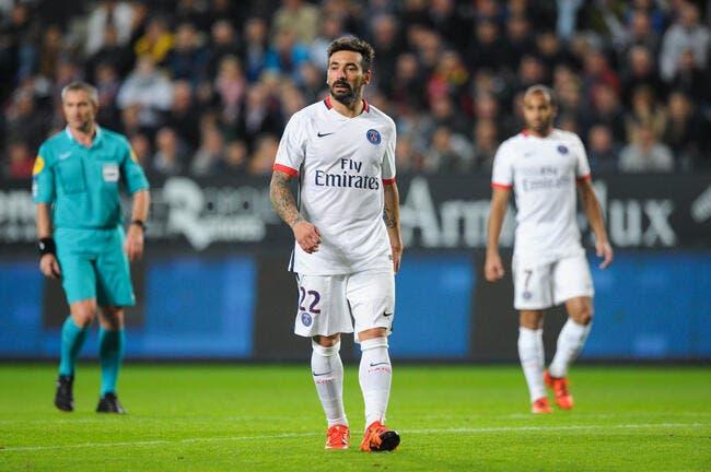 Le PSG fixe le prix de Lavezzi, l'Inter hallucine