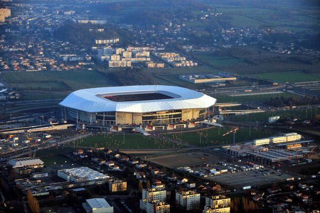 Le stade de l'OL, ce sera officiellement 59.186 places