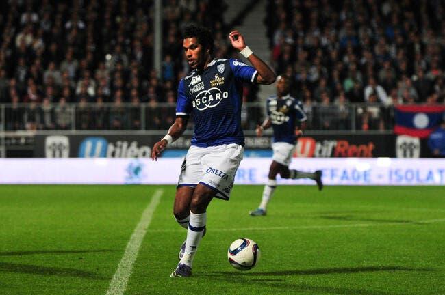 Sedan - Bastia : 0-2