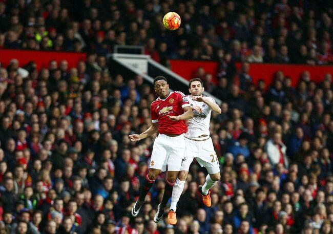 Vidéo: Le superbe but d'Anthony Martial avec Man Utd
