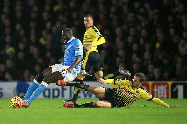 Watford - Manchester City : 1-2