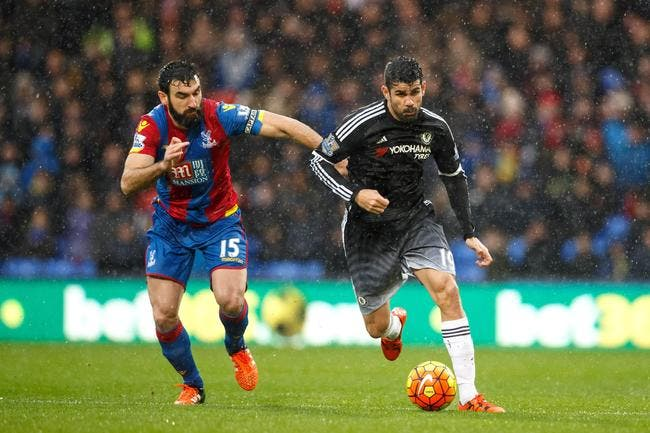 Crystal Palace - Chelsea : 0-3