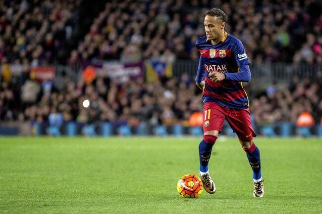 Neymar victime de cris racistes...à Barcelone ?