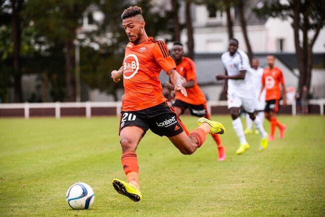 Officiel : Lorient prête Bouanga à Strasbourg