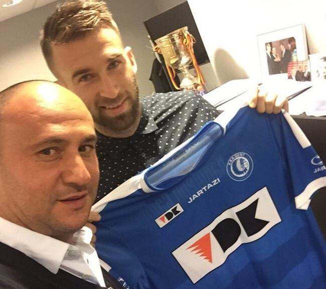 Officiel : Lucas Deaux signe à La Gantoise