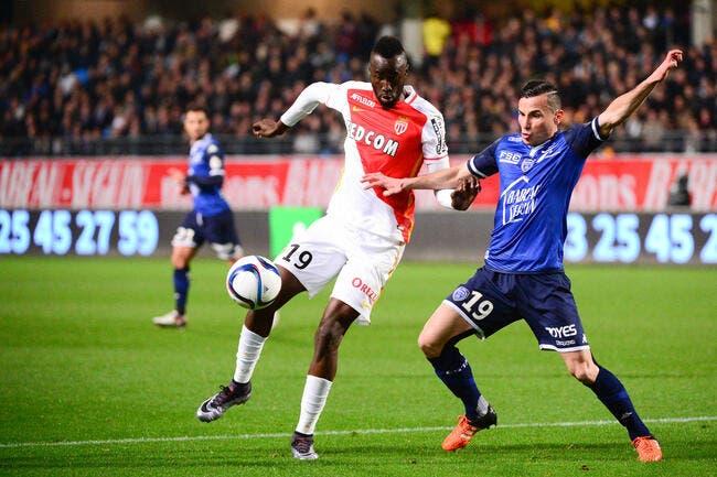 Sortez les biffetons, Monaco voit grand pour Lacina Traoré