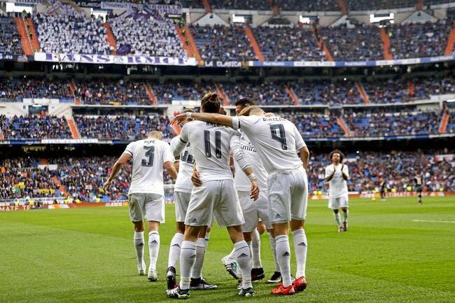 Vidéo : Quel premier but de l'année pour Benzema et la BBC !