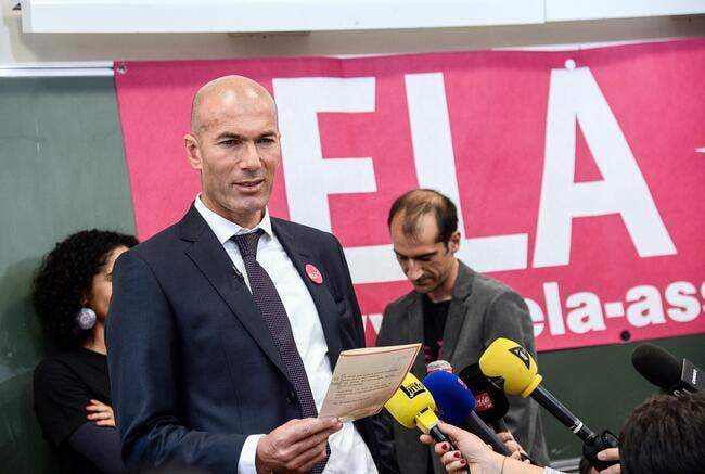Zidane est de moins en moins dans le coeur des Français