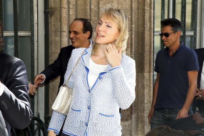 Enceinte, Margarita Louis-Dreyfus ne lâchera ses affaires qu'un mois