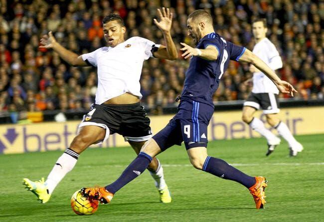 «Valbuena, Valbuena..», Benzema salement chambré à Valence