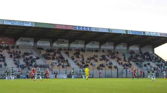 L'OL jouera Chambly à Beauvais