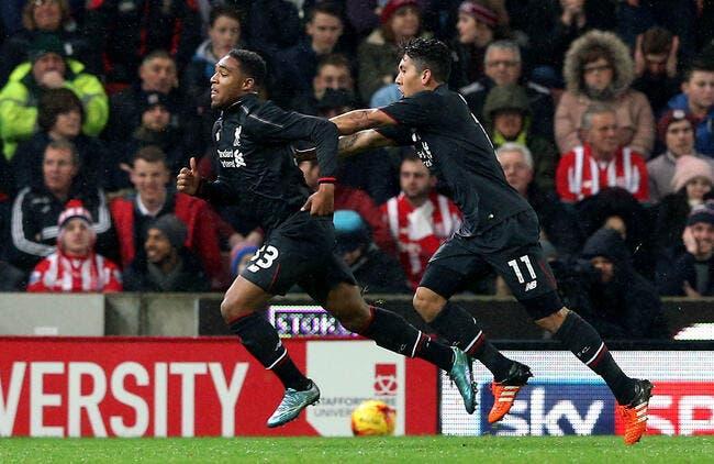Liverpool fait un grand pas vers Wembley