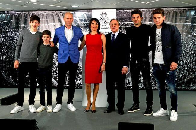 Riolo a un avis très clair sur Zidane au Real Madrid