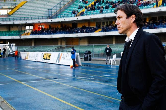 Chievo Vérone - AS Rome : 3-3