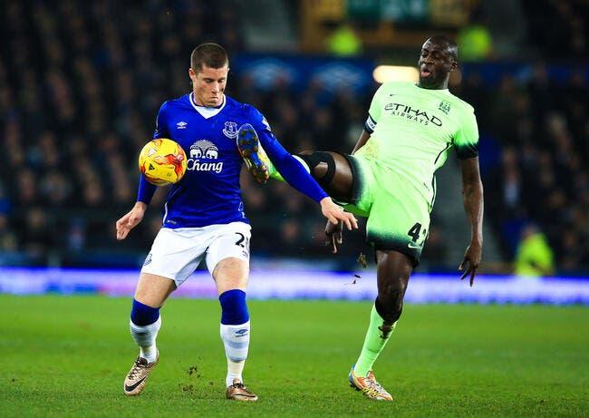 Everton a un petit avantage sur Man City pour Wembley