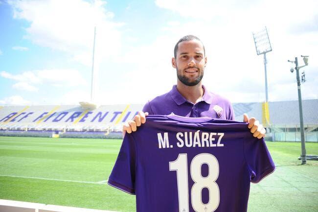 L'agent de Mario Suarez confirme pour l'OM