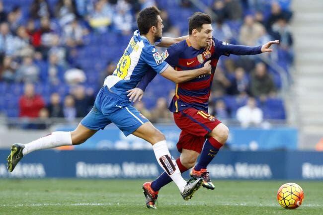 Le Barça voit les quarts, l'Espanyol voit rouge