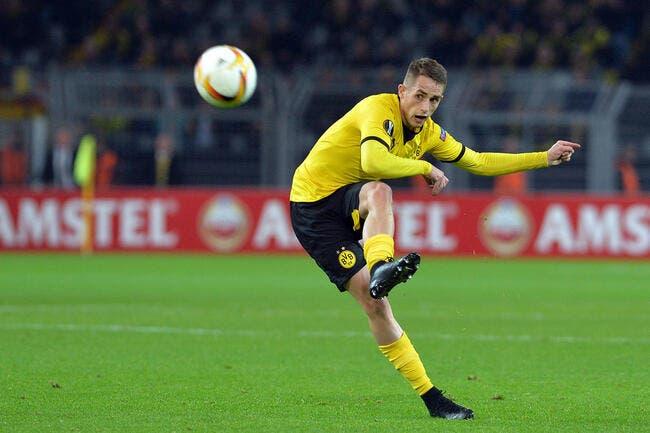 Manchester United fait revenir Januzaj de Dortmund