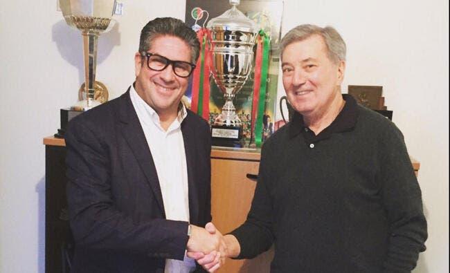 Roger Lemerre nommé entraîneur de Sedan