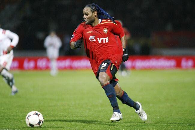 Accord Monaco-Corinthians pour Vagner Love !