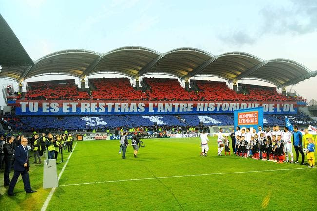 Les supporters de l'OL voient double au Grand Stade
