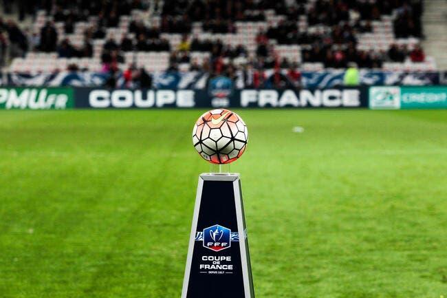 Coupe de france de football r sultats et programme t l complet des 16e de finale foot 01 - Resultats coupe de france de foot ...