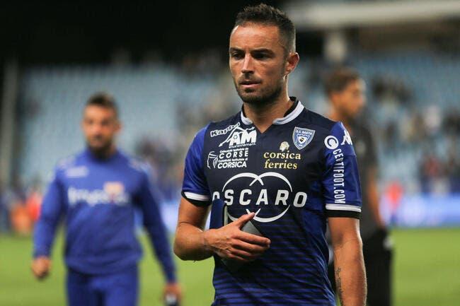 Une défaite contre le PSG, ça ne compte pas pense Bastia