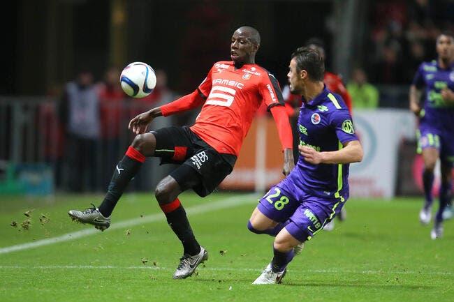 Une surenchère à plus de 10 ME pour un joueur de Rennes ?
