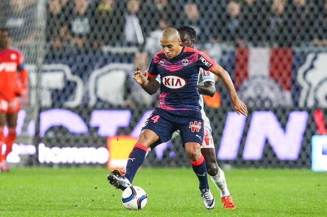 Bordeaux reçoit une offre de 6 ME pour Khazri