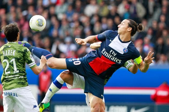 Ibrahimovic explique pourquoi il adore affronter Bastia