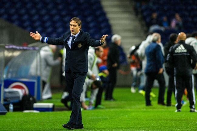Le FC Porto vire Lopetegui