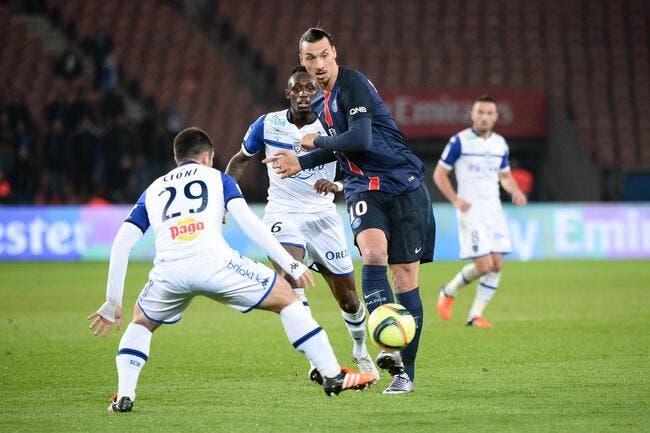 Une défaite honorable pour Bastia face au PSG