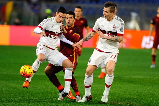 AS Roma - AC Milan : 1-1