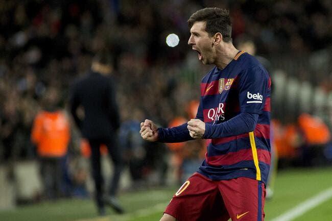 FC Barcelone - Grenade : 4-0