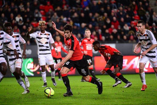 Rennes a craint le cauchemar y compris avec Gourcuff