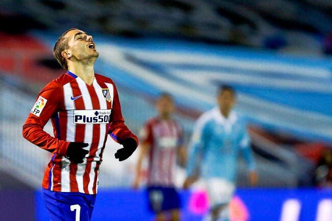 Celta Vigo - Atlético Madrid : 0-2