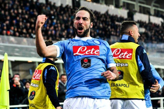 Frosinone - Naples : 1-5