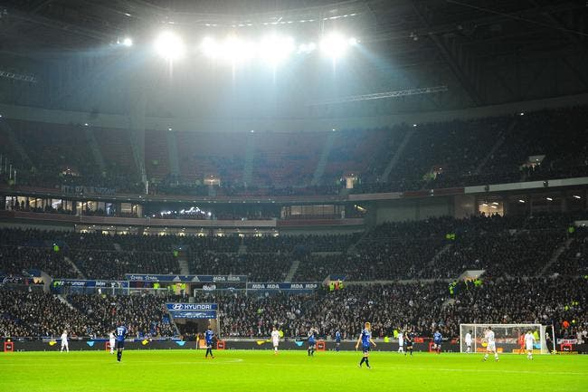 Govou s'enflamme totalement pour le Parc Olympique Lyonnais