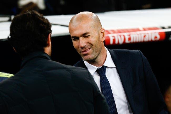 Modric est désolé pour Benitez, mais il n'y a pas photo avec Zidane