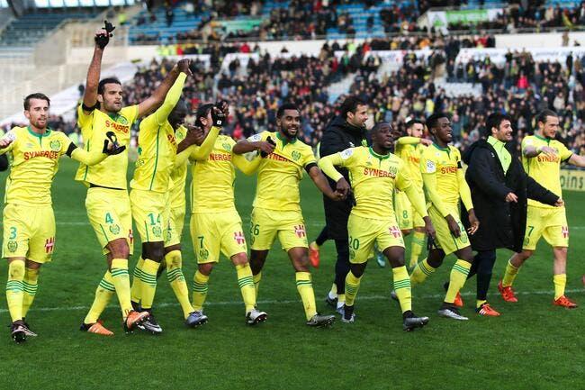 Nantes a le triomphe modeste