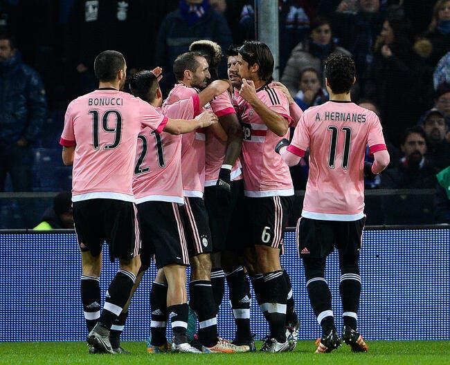 Sampdoria - Juventus Turin : 1-2