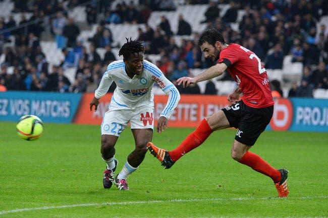 Un match NUL entre l'OM et Guingamp