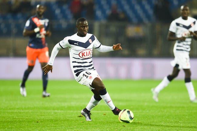 Bordeaux officialise Saivet à Newcastle et veut Jovanovic
