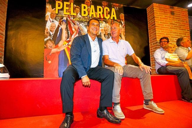Cruyff dit pourquoi Zidane ne réussira pas au Real Madrid