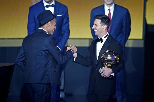 Le détail du classement pour le Ballon d'Or 2015