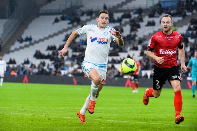 OL - Angers - Ligue 1 direct