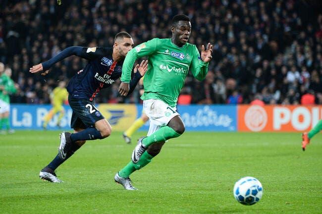 Bamba, de l'ASSE au Paris FC